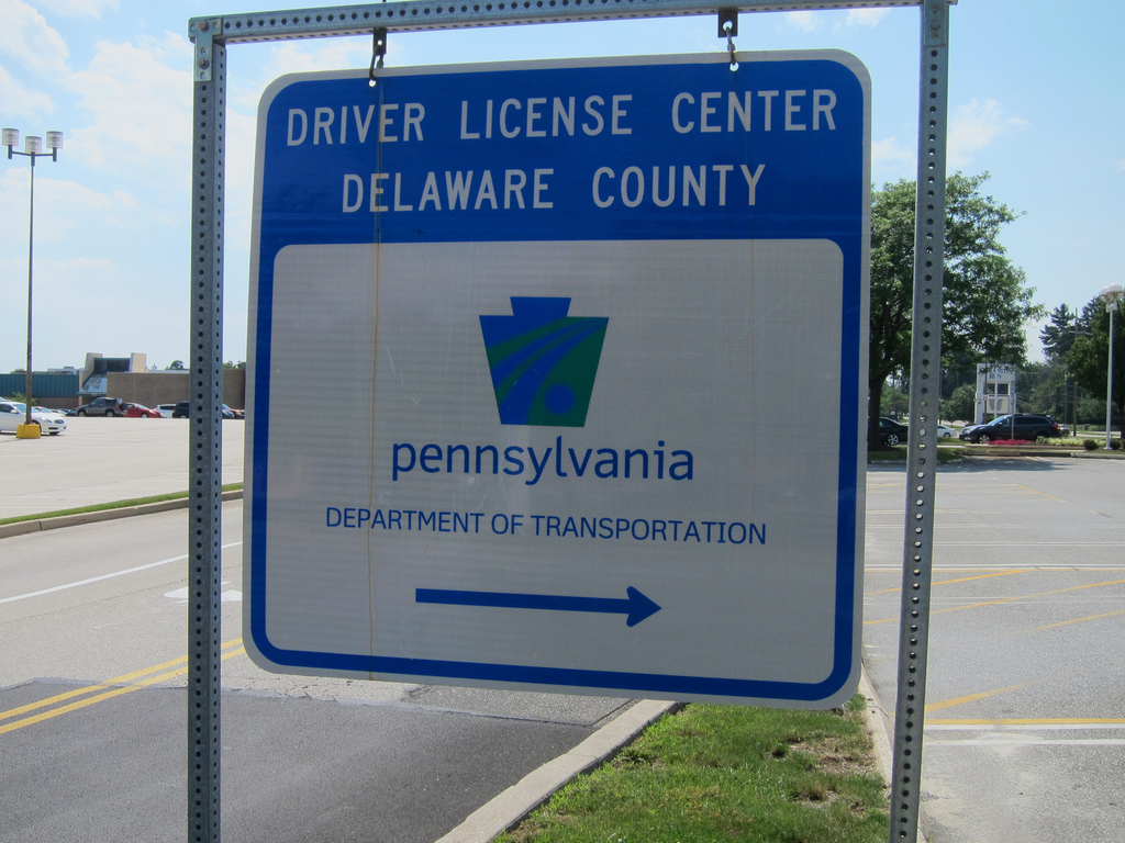 pennsylvania drivers license exam center