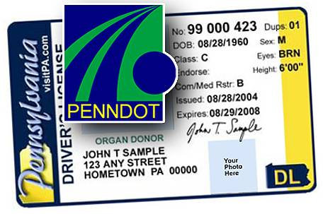 pa drivers license points test